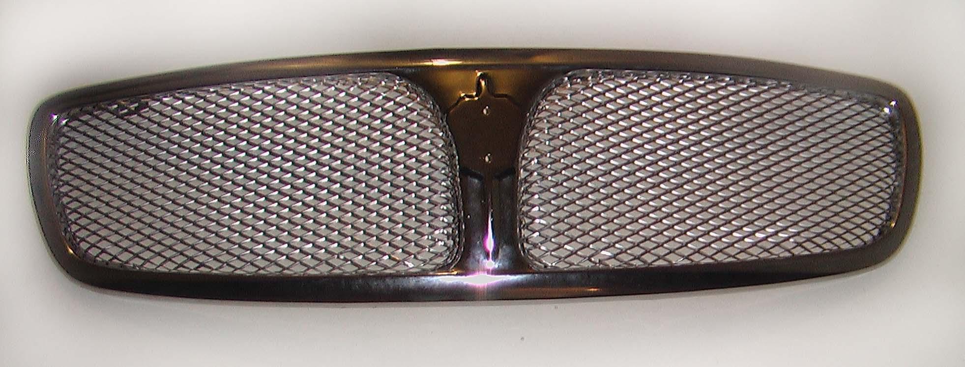 Тюнинг решетка радиатора газ 3110